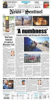 News, Sports, Jobs - News and Sentinel
